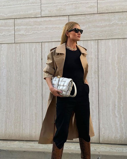 So. Many. Likes – Bottega Cassette Bag
