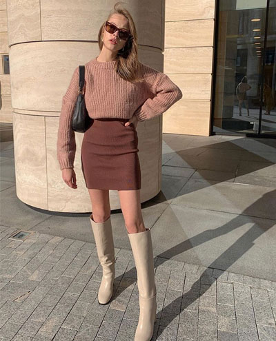 12 Flattering Sweater Outfits You Must Try This Fall | Lovika