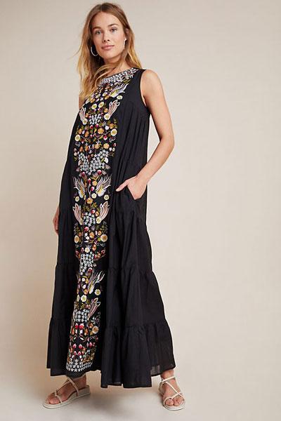 Best Anthropologie Spring Dresses
