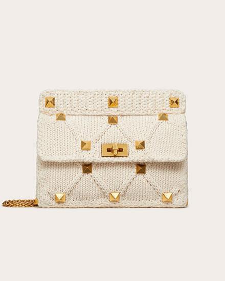 Valentino Roman Stud Nappa Chain Bag Review